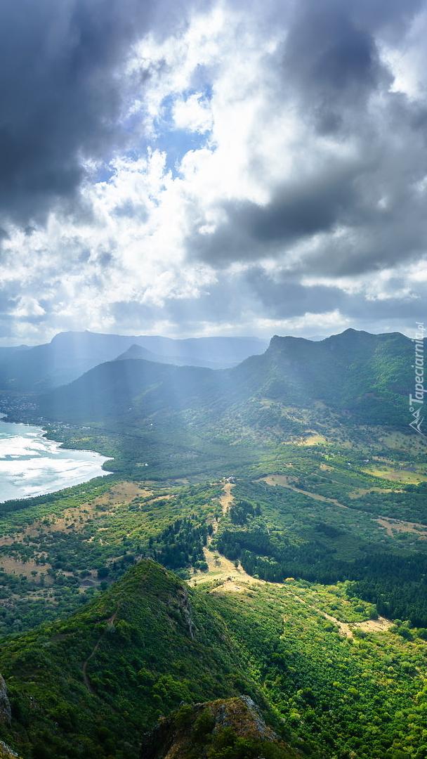 Półwysep Le Morne Brabant na Mauritiusie