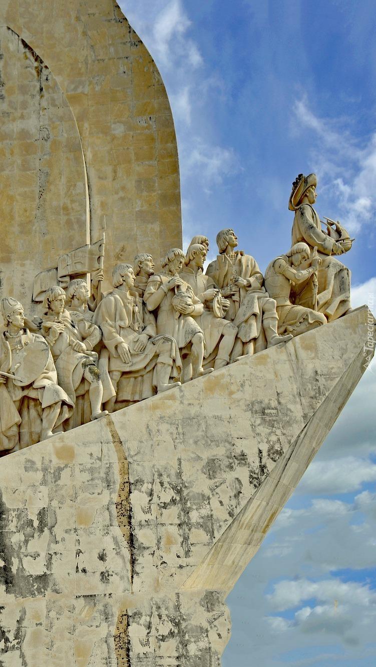 Pomnik Odkrywców w Lizbonie
