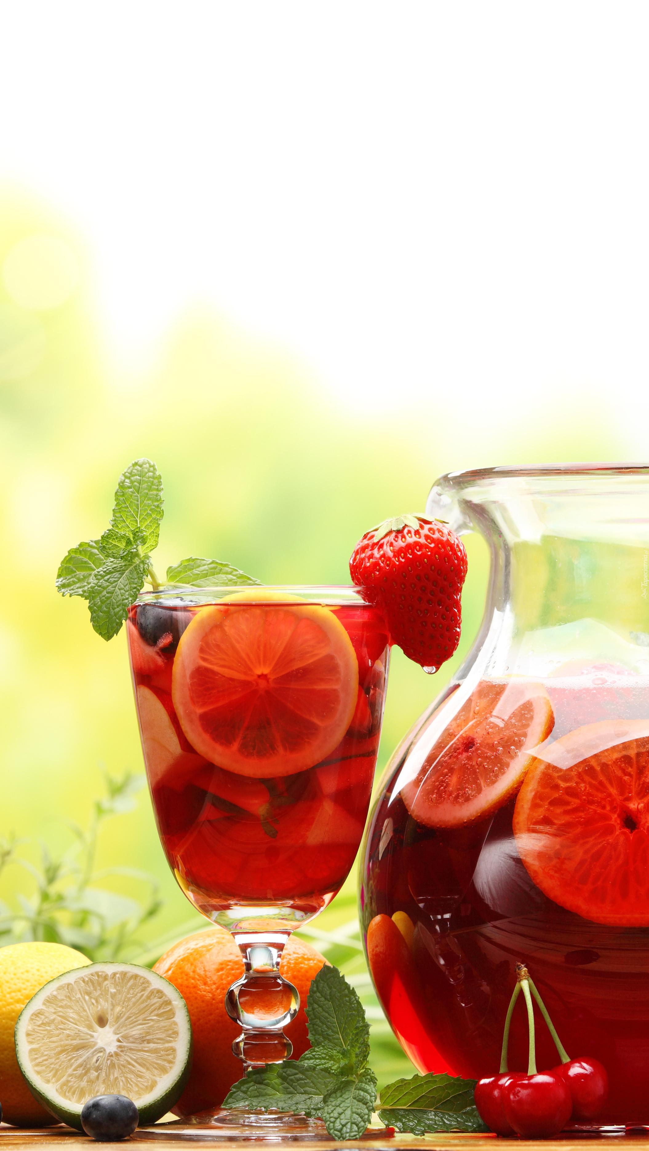 Poncz owocowy