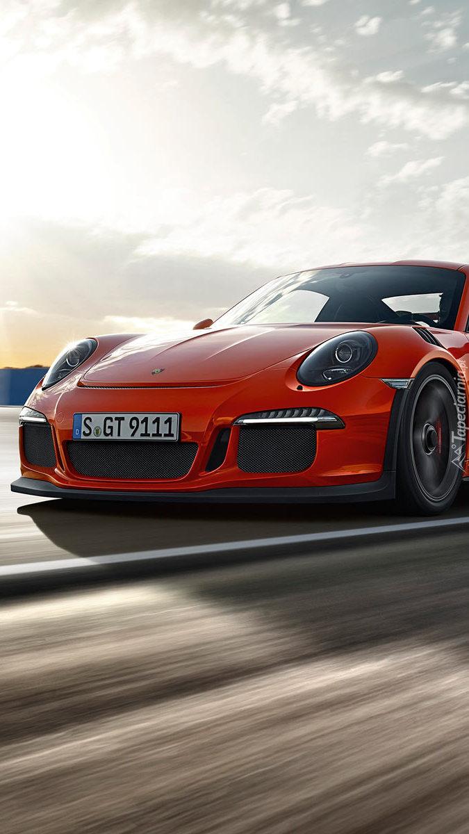 Porsche 911 GT3 RS rocznik 2016
