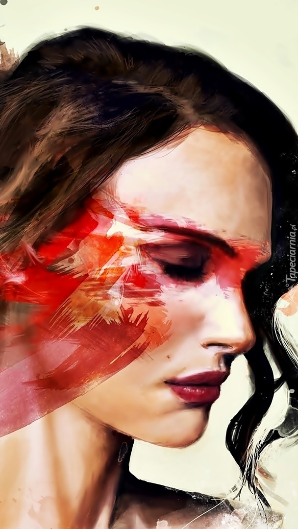 Portret Natalie Portman