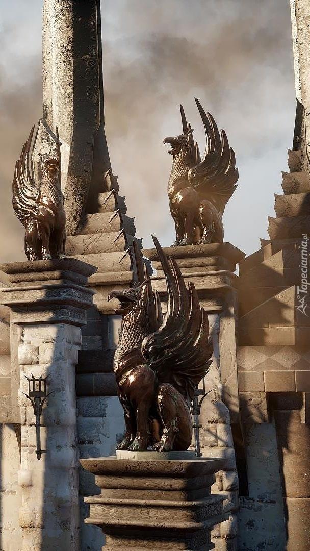 Posągi w grze Dragon Age