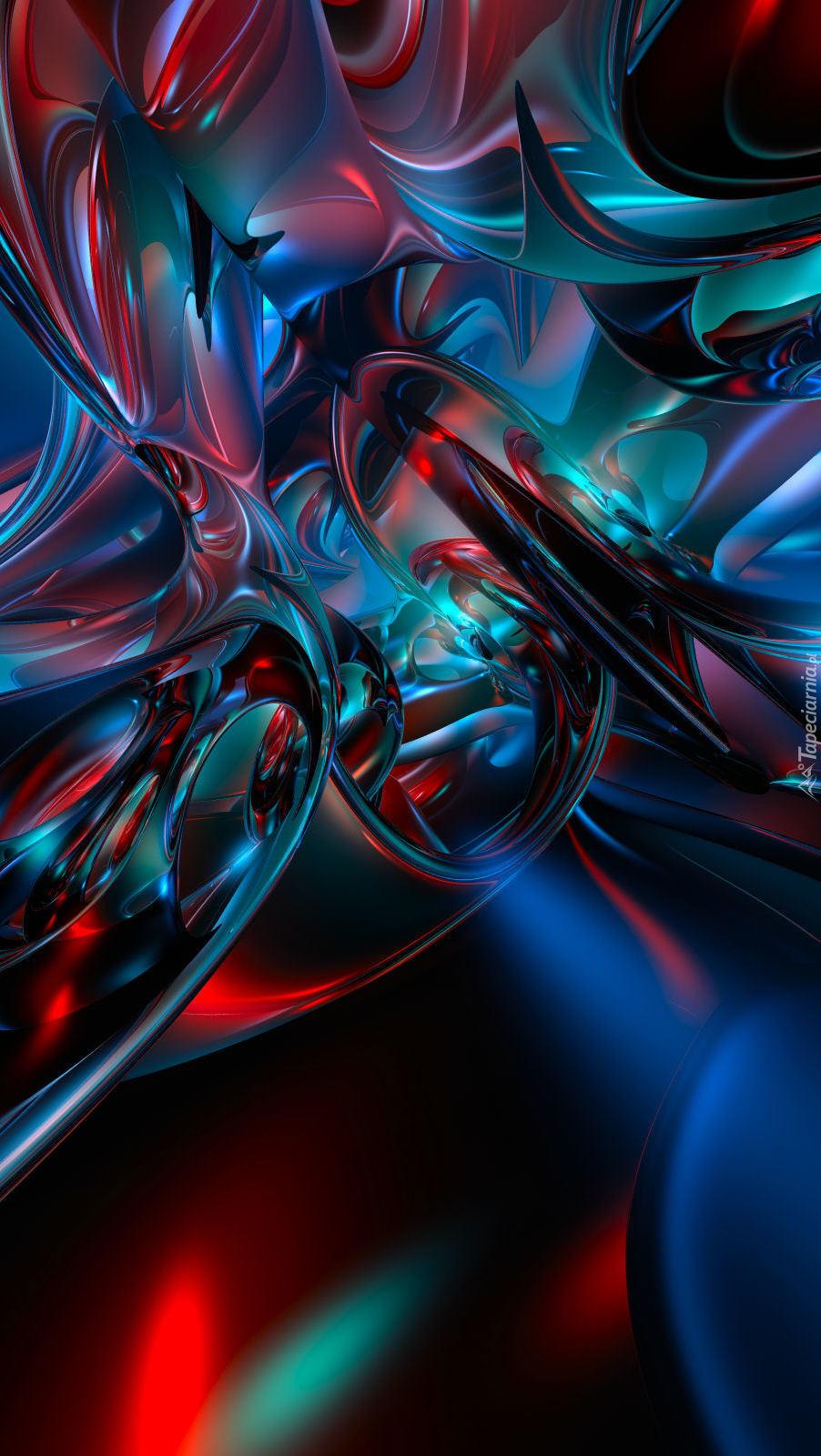 Poskręcana abstrakcja