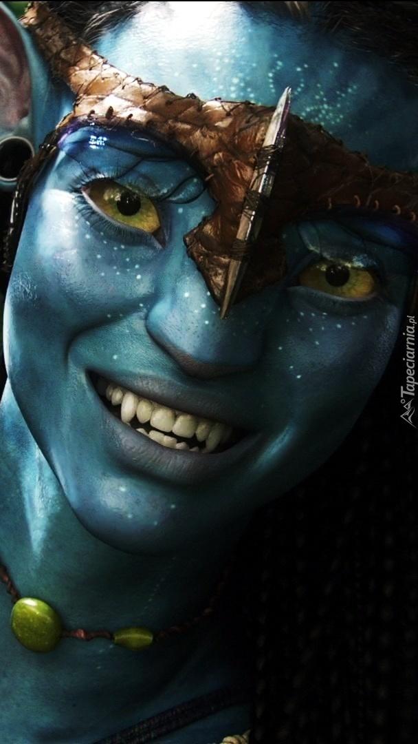 Postać z filmu Avatar