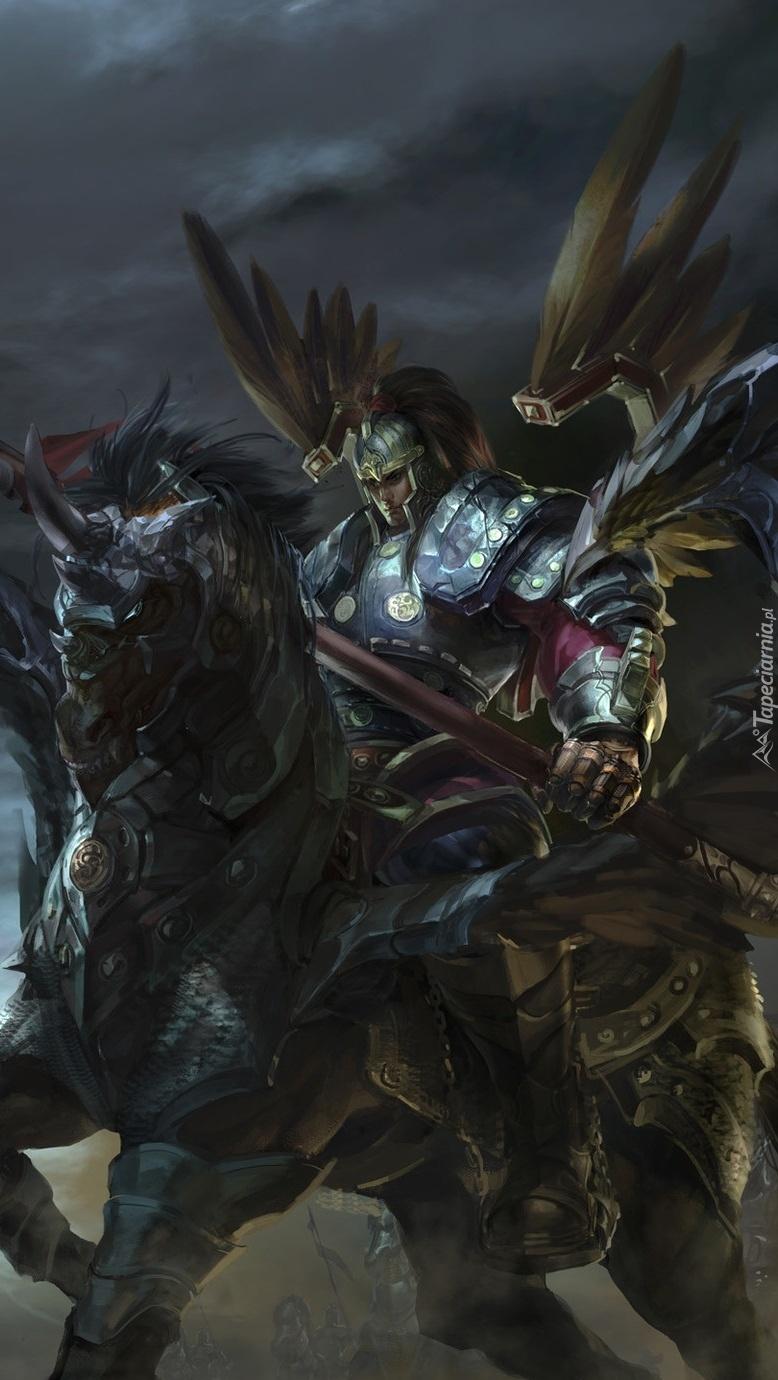 Postać z gry League of Legends