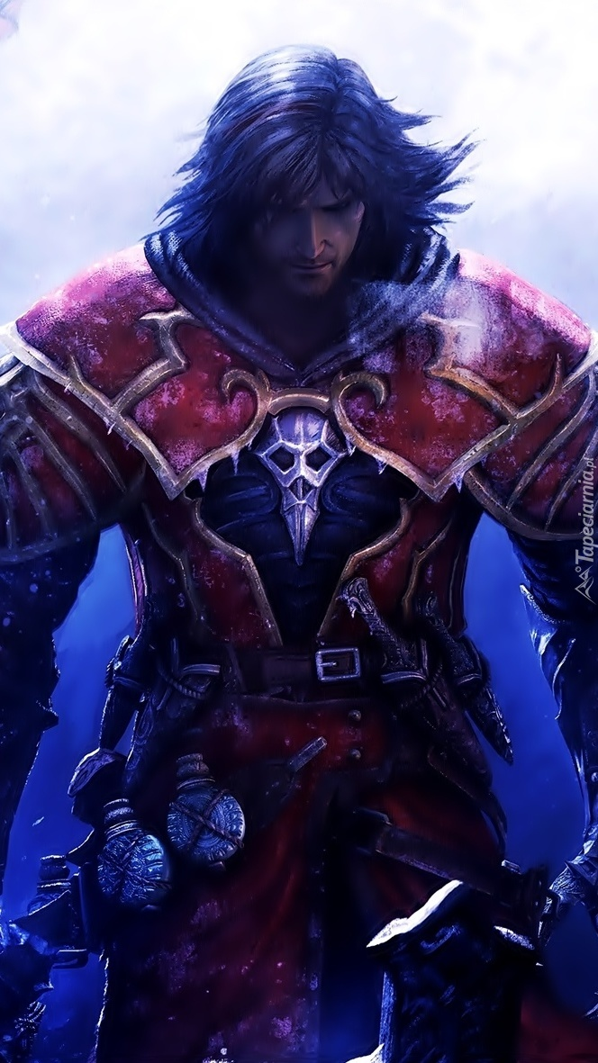 Postać z gry Lords of Shadows