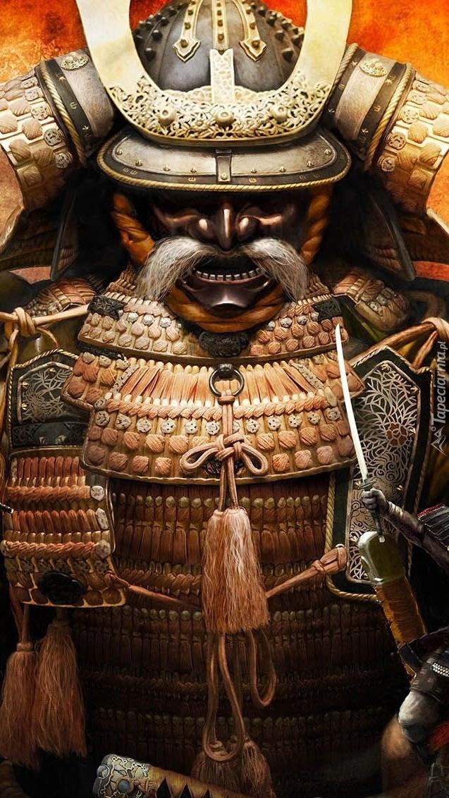 Postać z gry Shogun 2 Total War