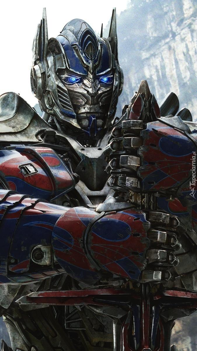 Postać z gry Transformers 4