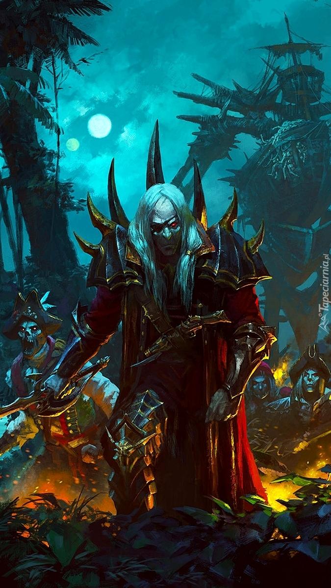 Postać z gry Warhammer 40000 Dawn of War II