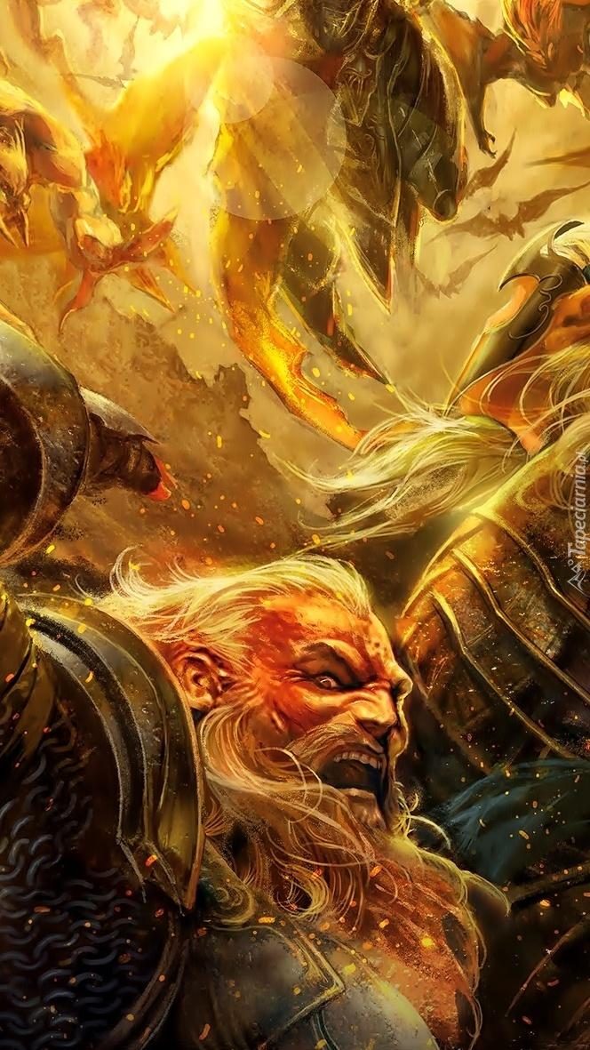Postać z gry World of Warcraft