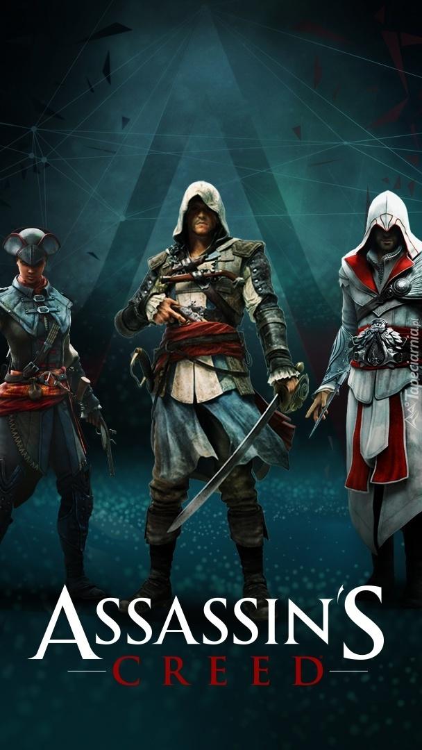 Postacie z gry Assassins Creed