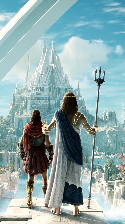 Postacie z gry Assassins Creed Odyssey