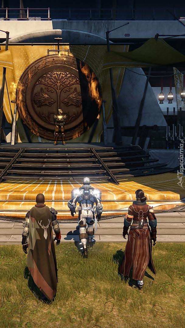 Postacie z gry Destiny