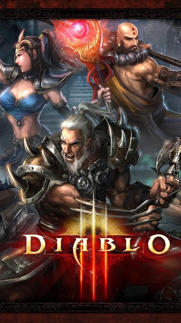 Postacie z gry Diablo 3