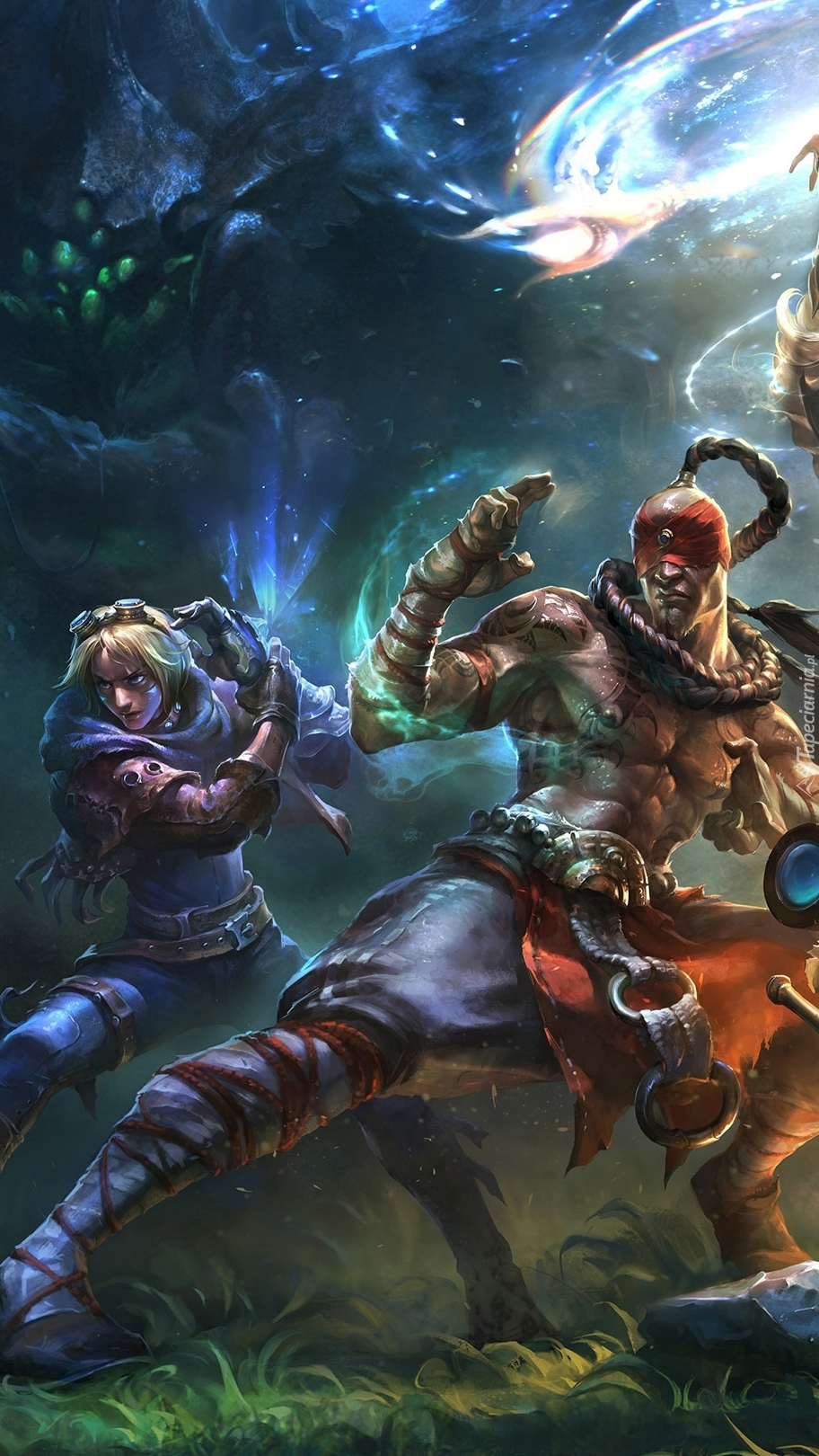 Postacie z gry League of Legends