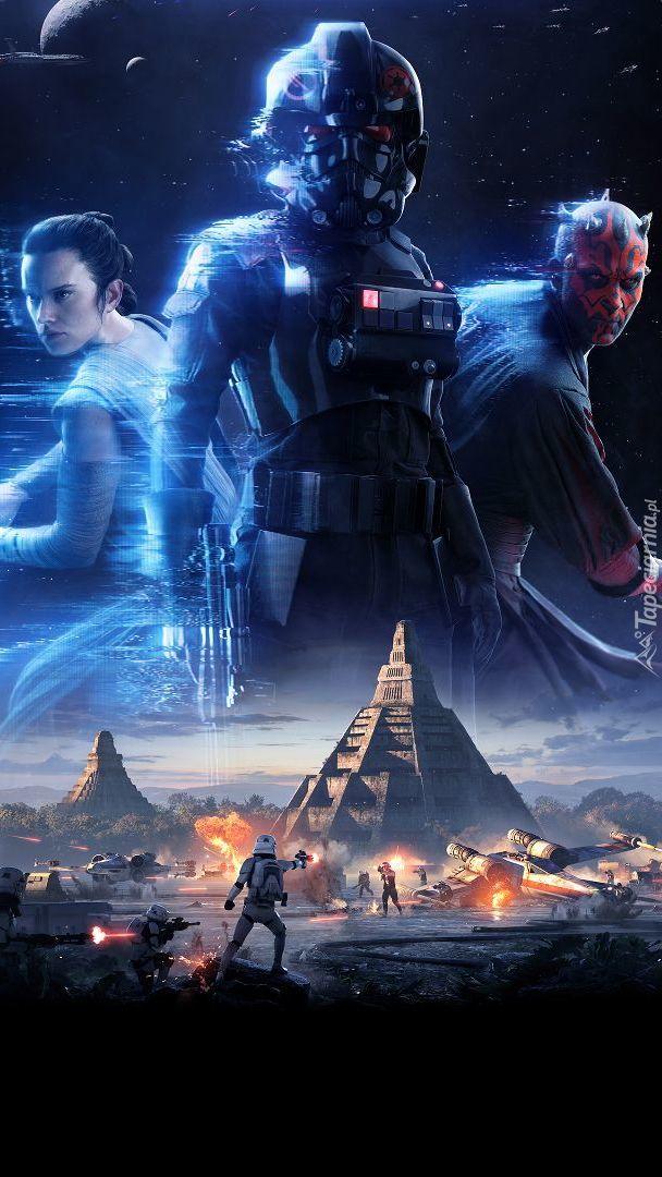 Postacie z gry Star Wars: Battlefront II