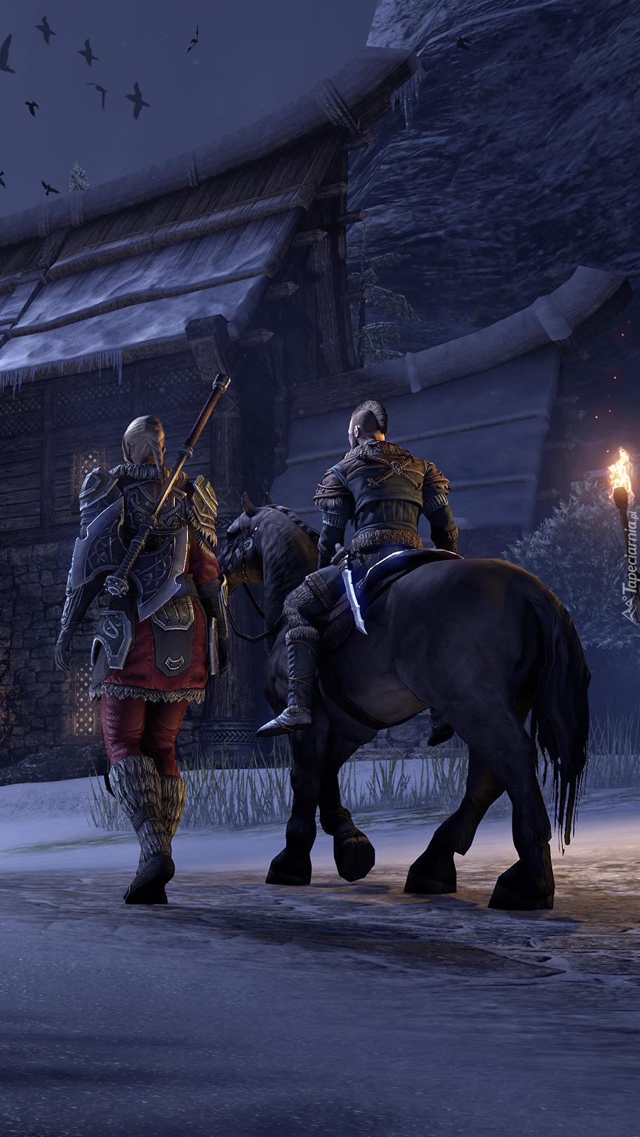 Postacie z gry the Elder Scrolls Online Greymoor