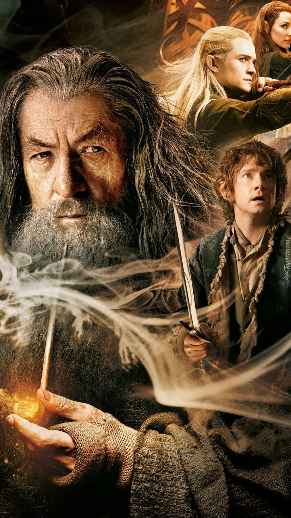 Postacie z Hobbita 2