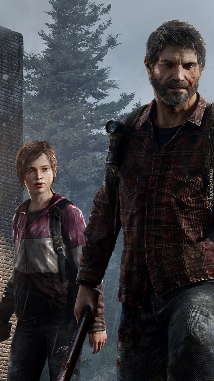 Postacie z The Last Of Us