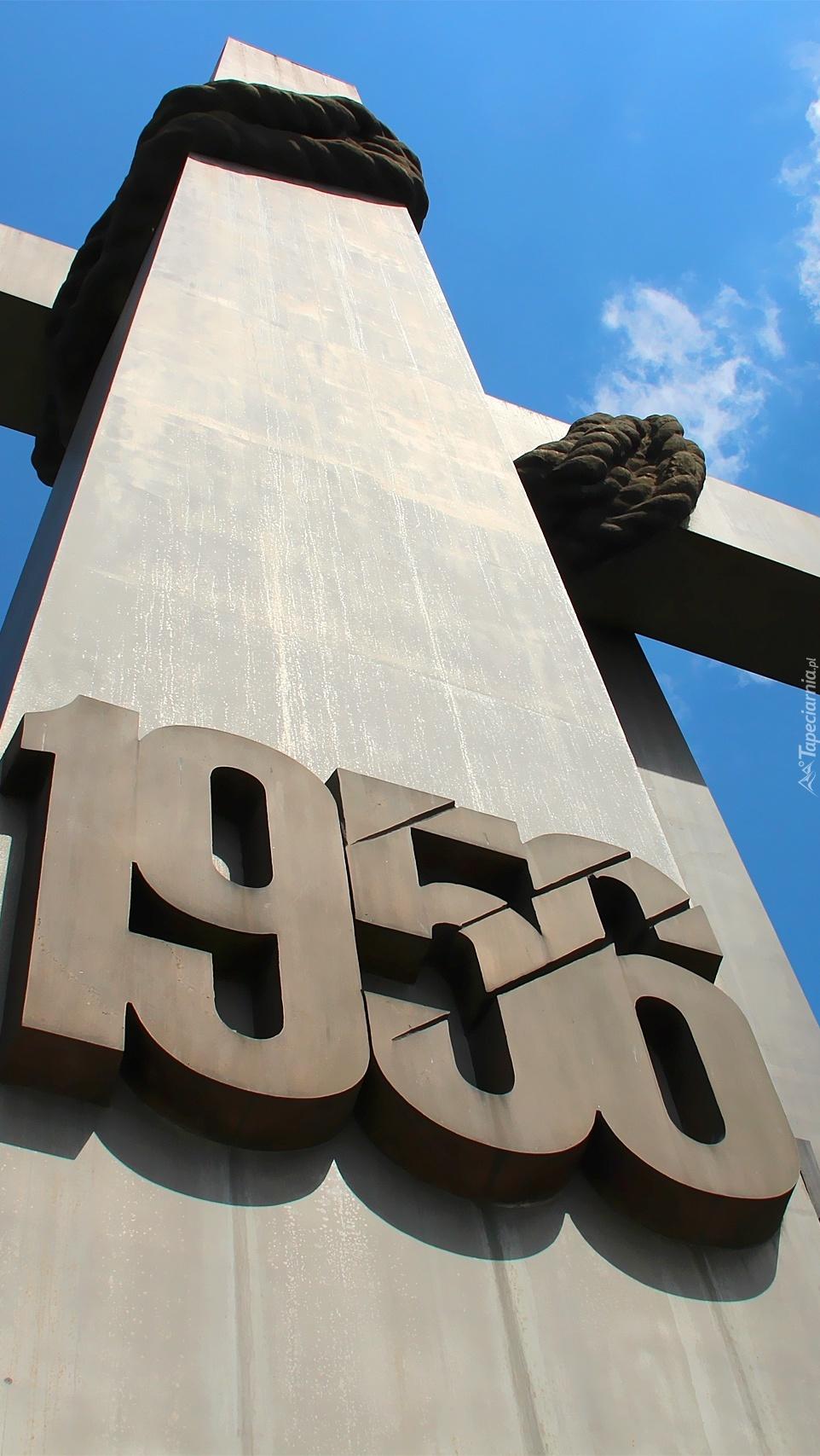Poznańskie krzyże 1956