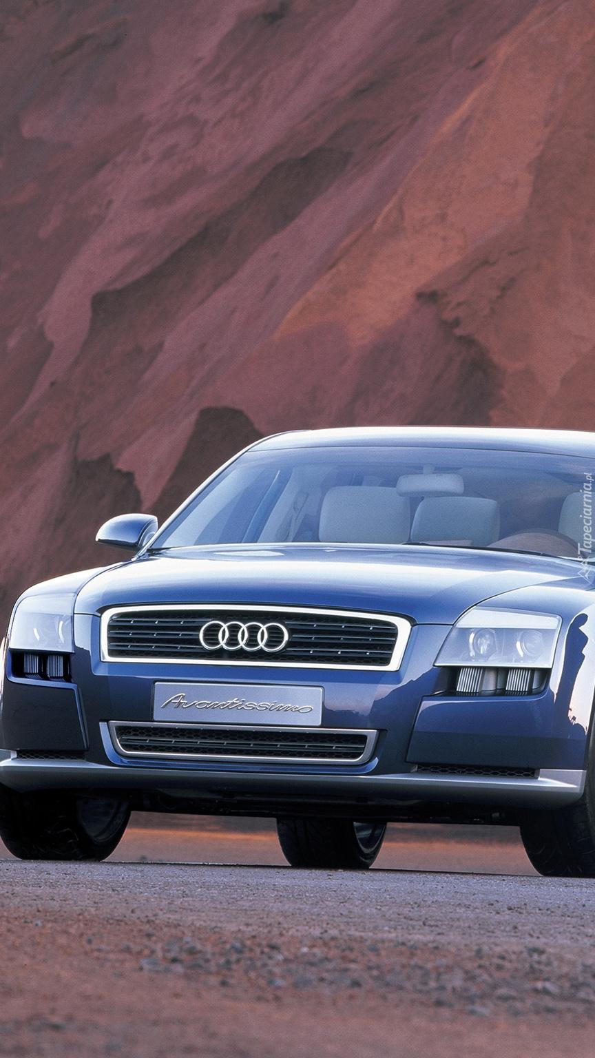 Prototyp Audi Avantissimo