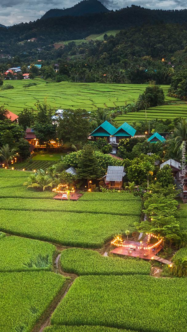 Prowincja Mae Hong Son w Tajlandii