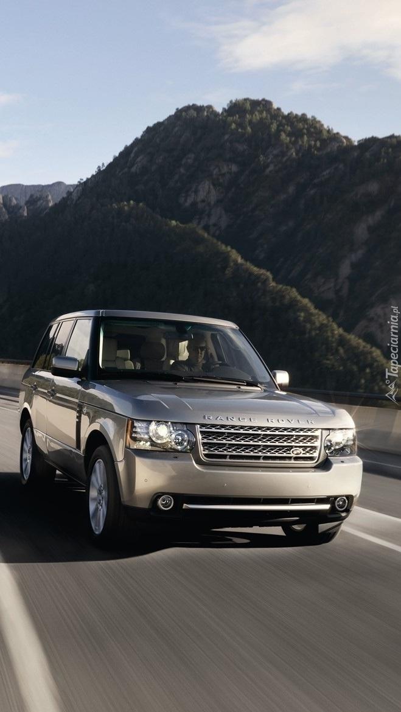 Przejażdżka Range Roverem