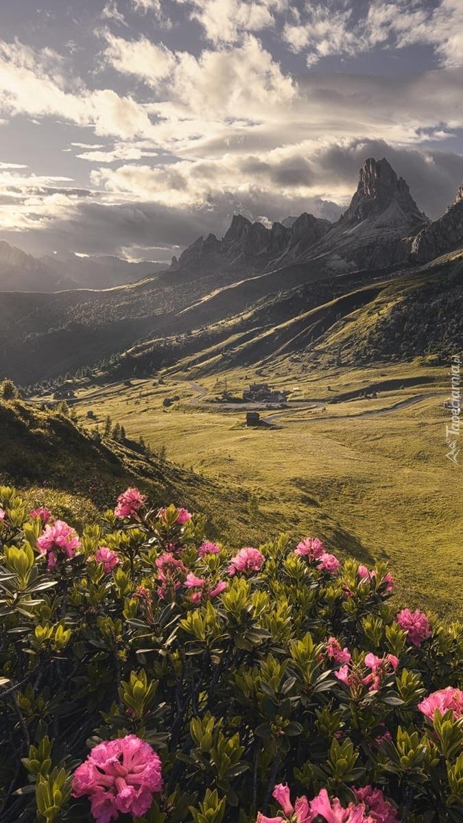 Przełęcz Passo di Giau