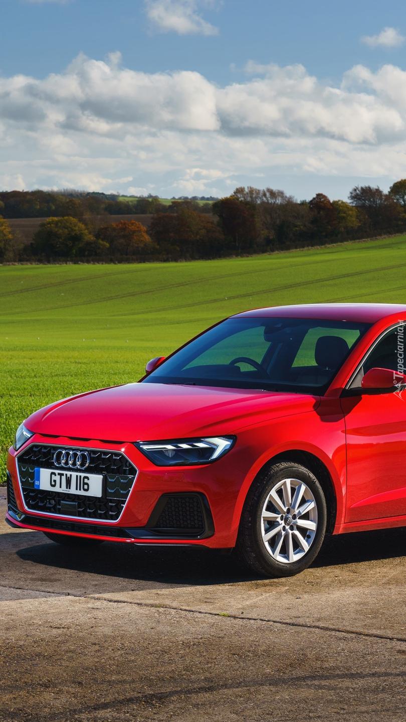 Przód Audi A1 Sportback