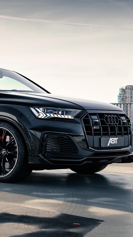 Przód Audi SQ7 ABT