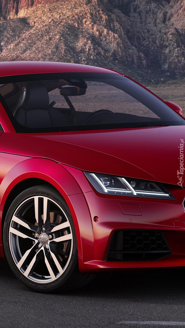 Przód Audi TT