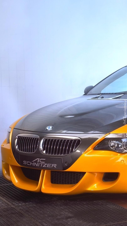Przód BMW AC Schnitzer