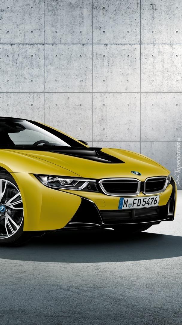 Przód BMW i8
