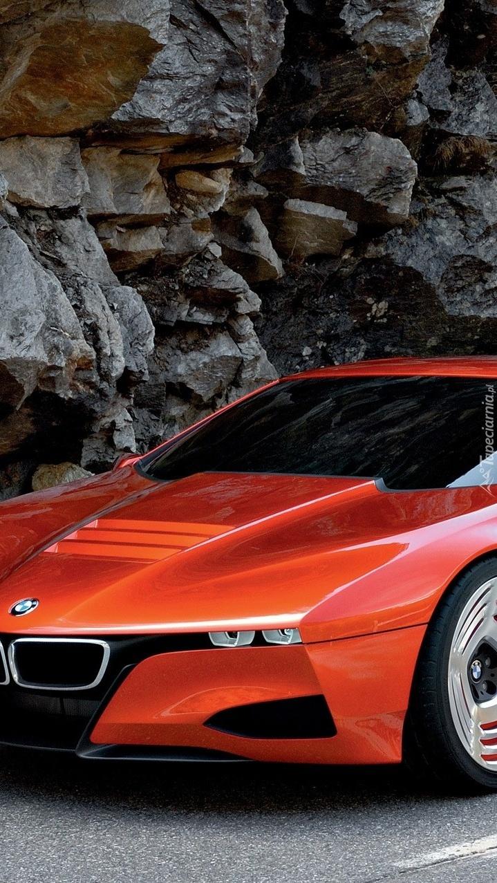 Przód BMW M1