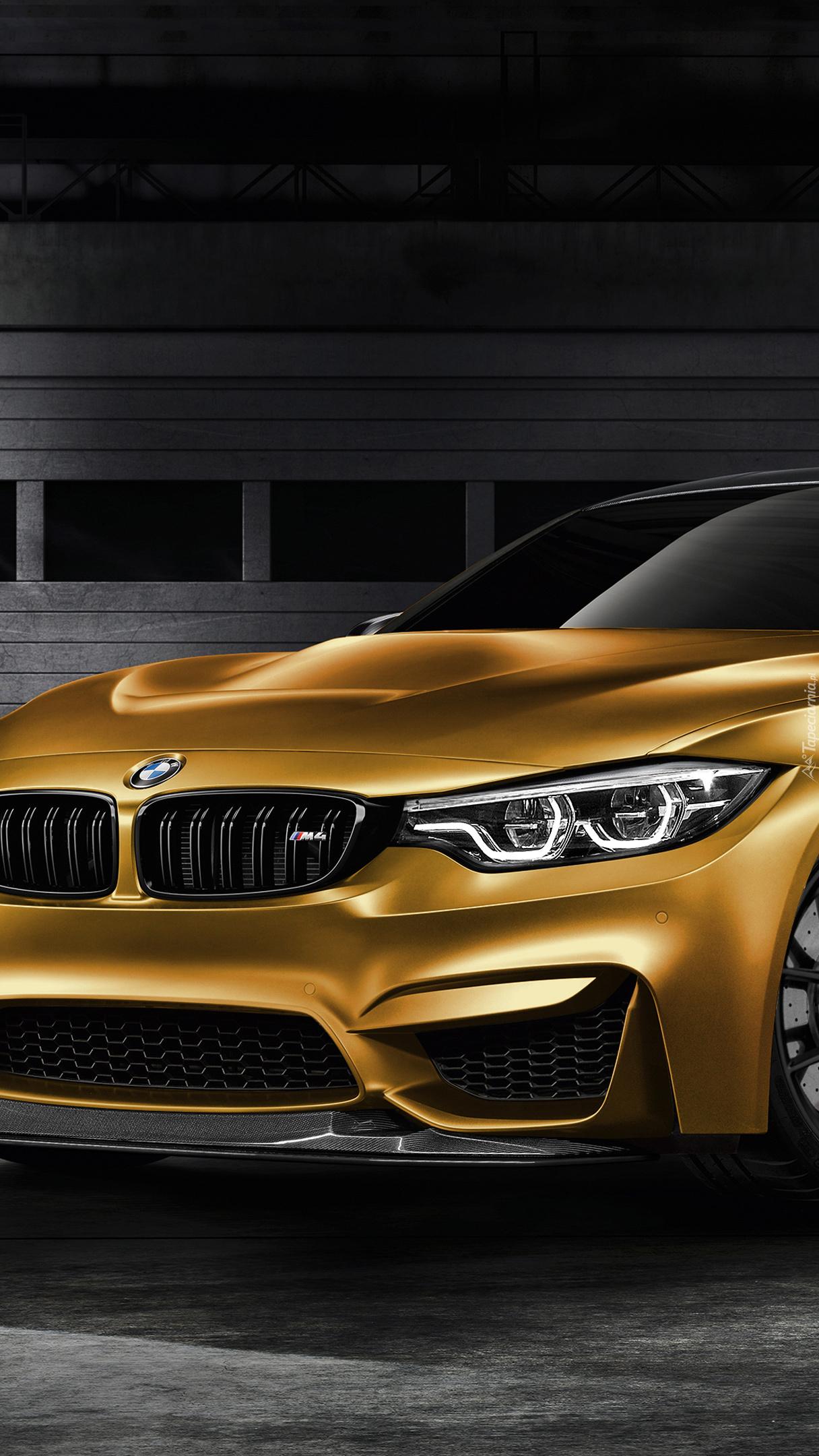 Przód  BMW M4 Coupe