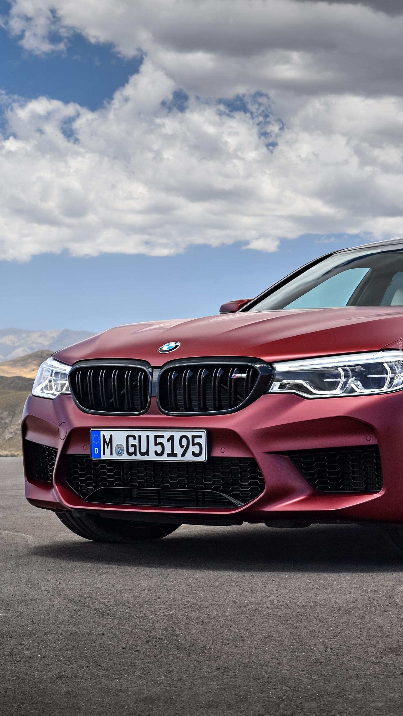 Przód  BMW M5 F90