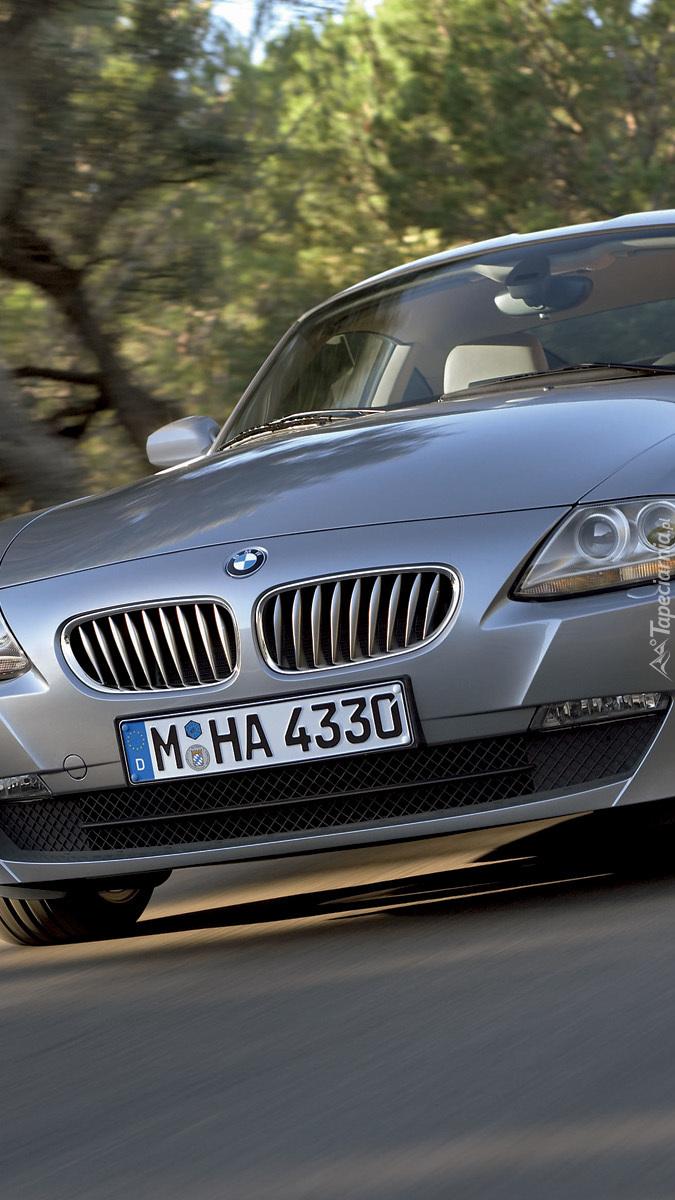 Przód  BMW Serii Z4