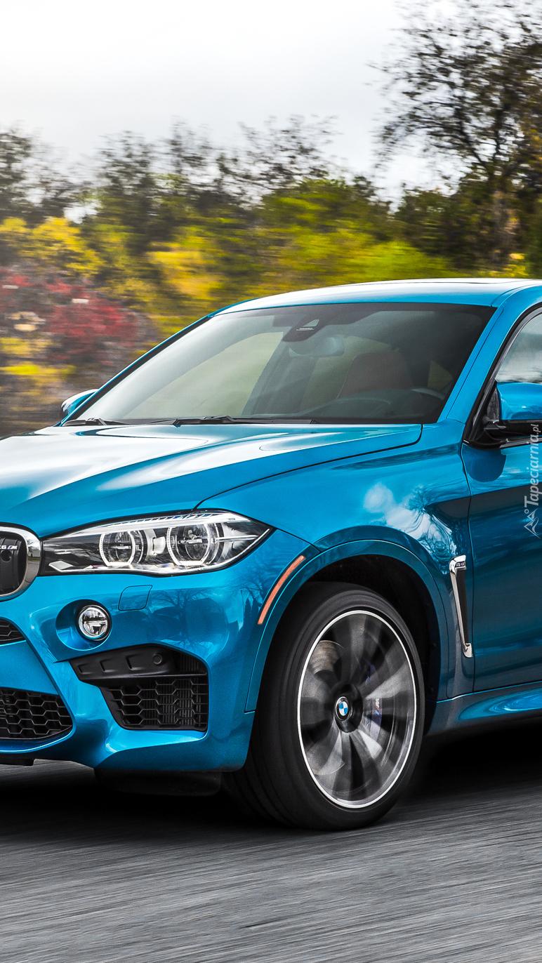 Przód BMW X6 F86