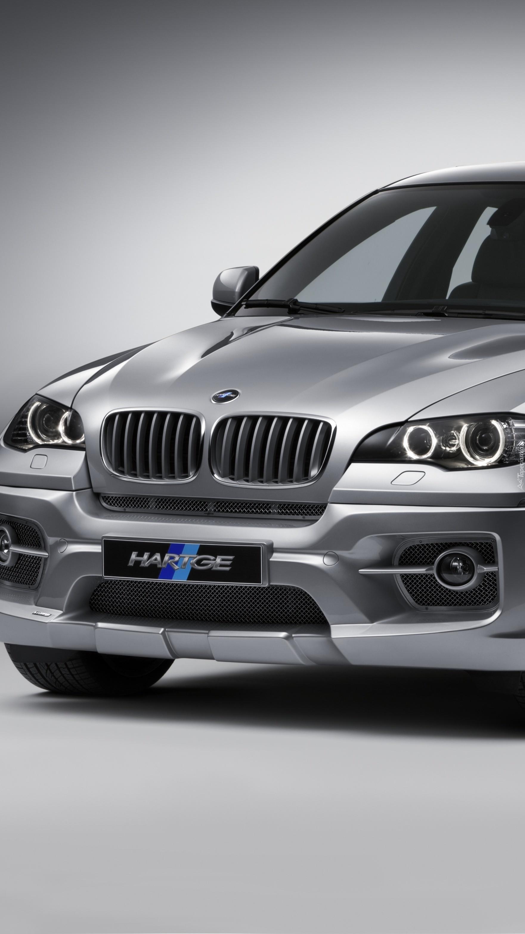 Przód  BMW X6