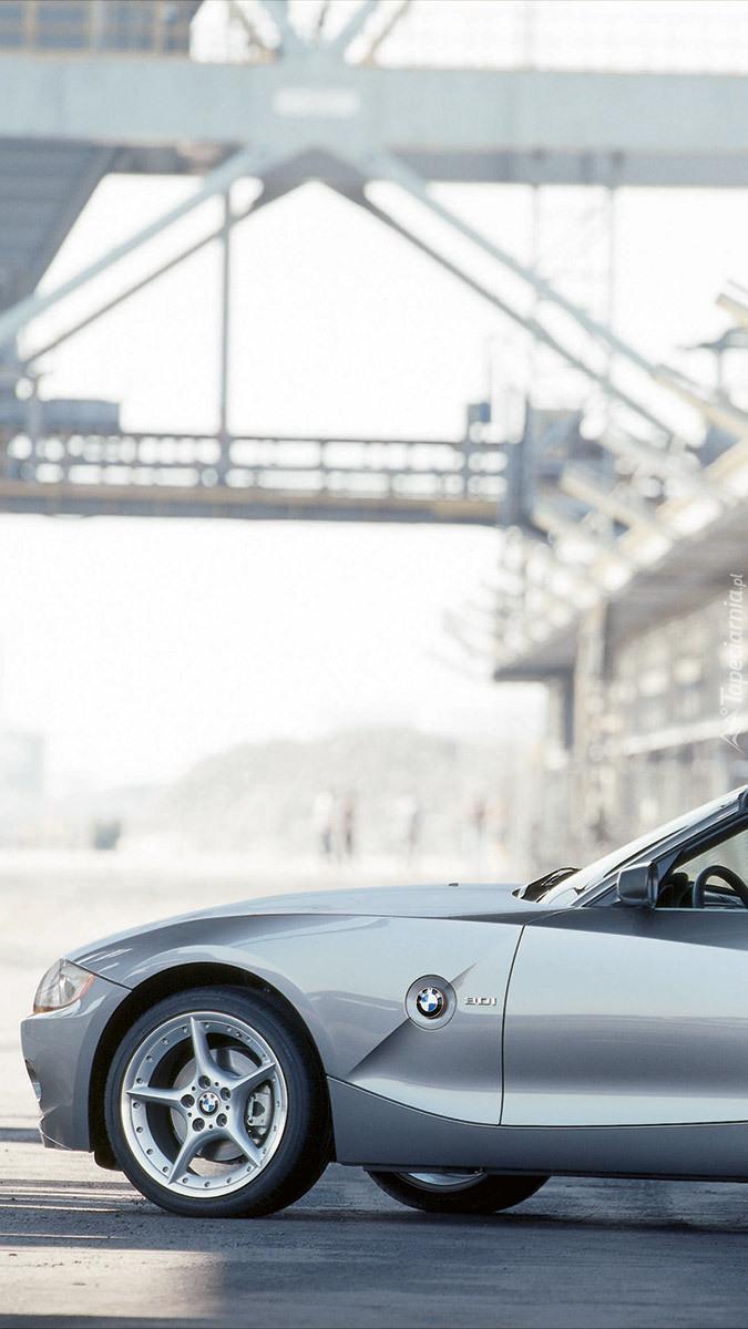 Przód BMW Z4