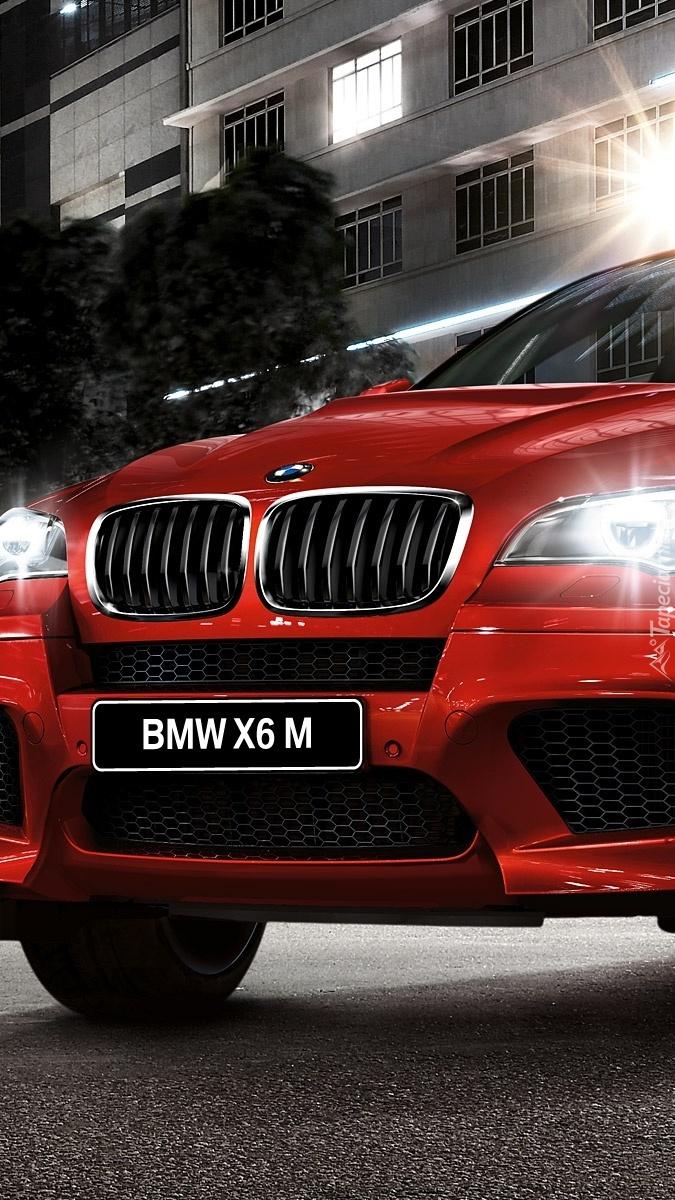 Przód BMW
