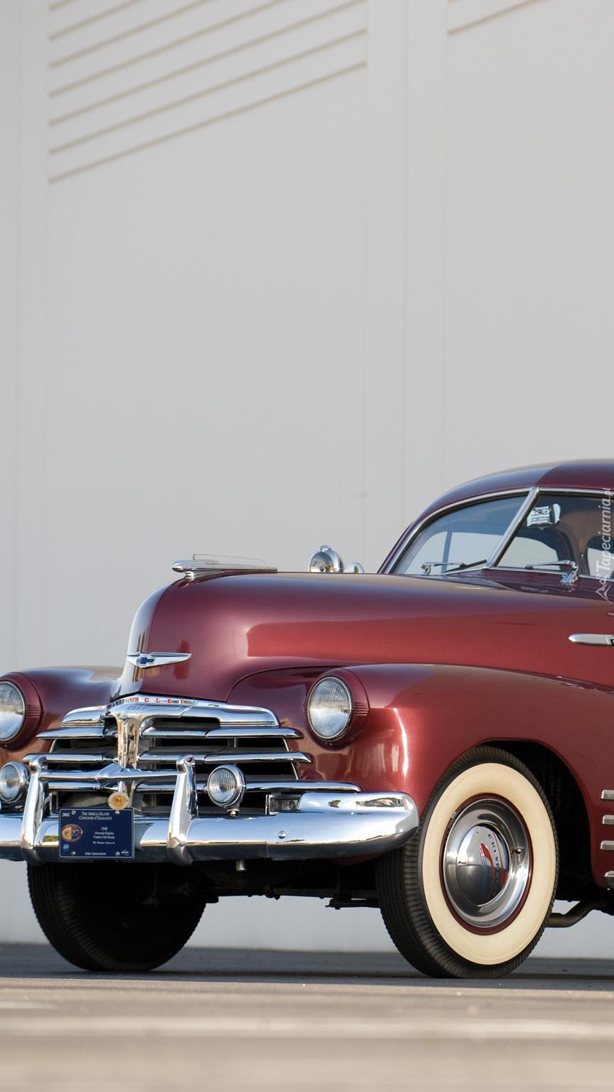 Przód Chevroleta Fleetline Aerosedan