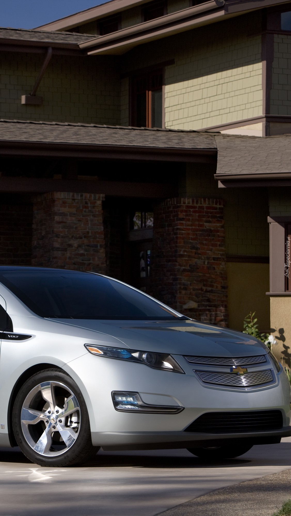 Przód Chevroleta Prospekt