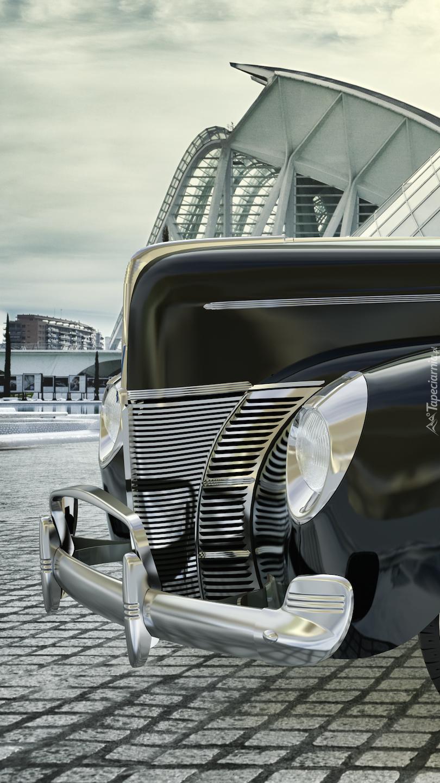 Przód Forda Coupe
