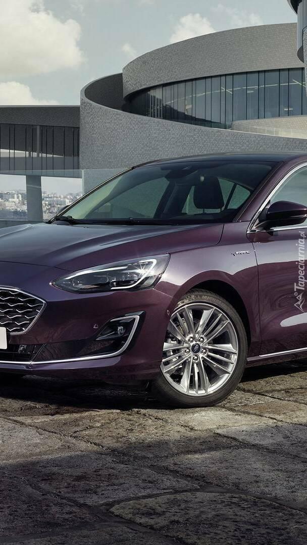 Przód Forda Focus Vignale