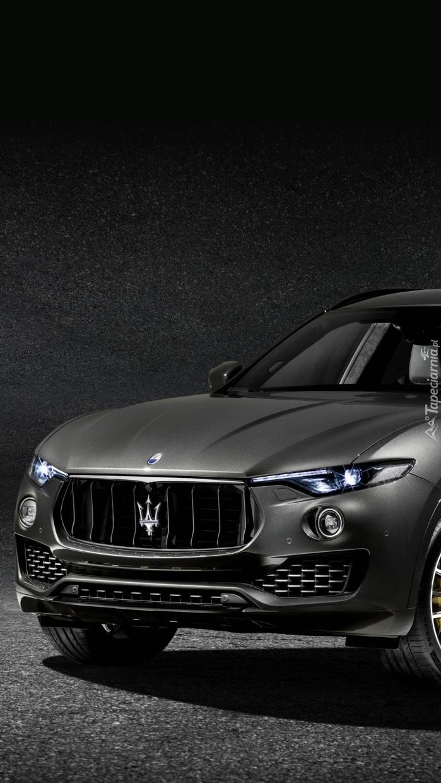 Przód Maserati Levante S Q4 GranSport