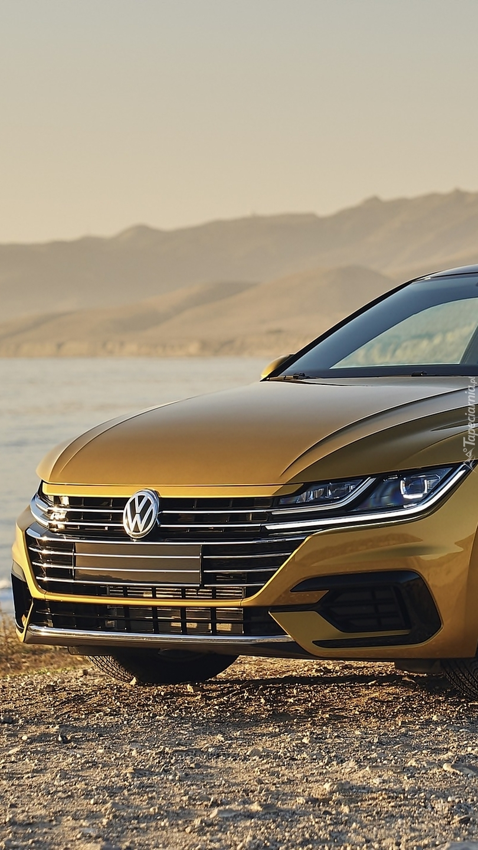Przód Volkswagena Arteon
