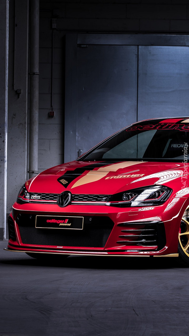 New Volkswagen Beetle >> Volkswagen Golf - Tapety na telefon