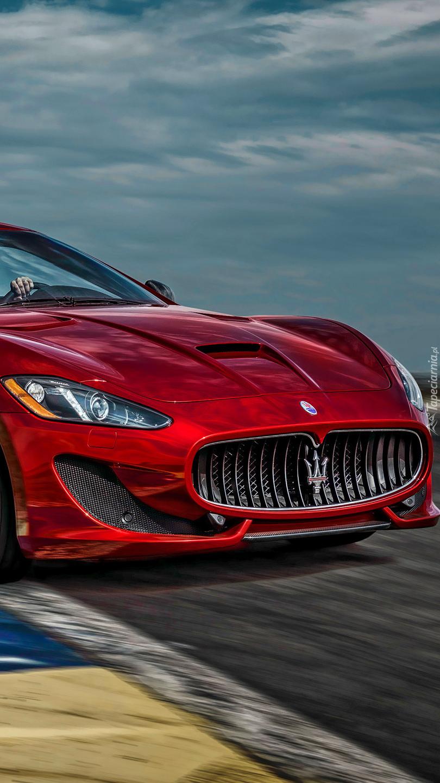 Przoód Maserati GranTurismo GT