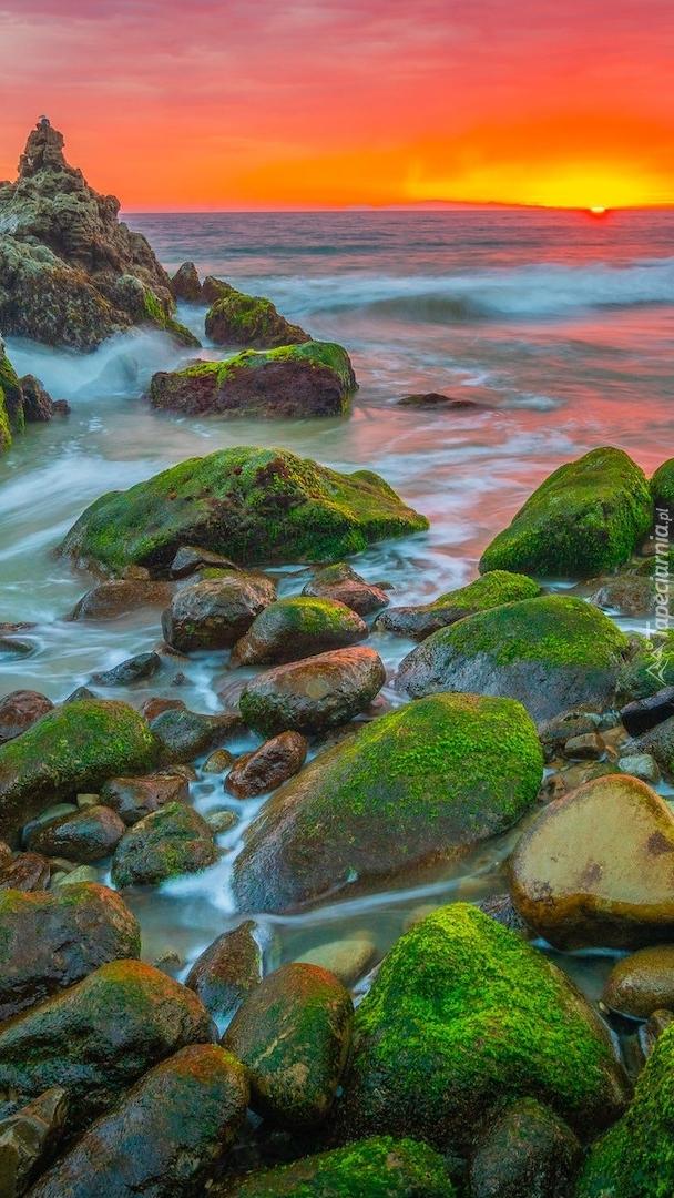 Przylądek Point Mugu w Malibu